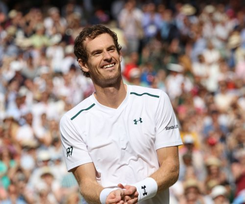 Wimbledon Quarterfinals set: Andy Murray, Roger Federer in; Rafael Nadal out