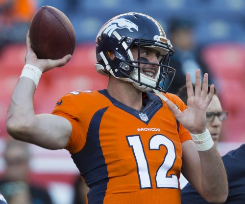 Denver Broncos QB Paxton Lynch could get nod in finale
