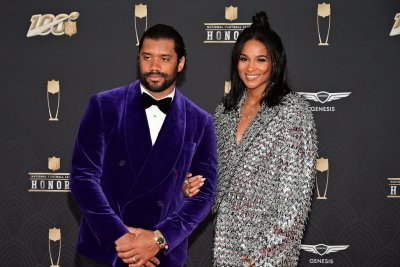 Ciara, Russell Wilson expecting baby boy