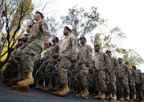 More soldiers cut for being overweight