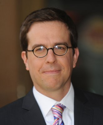Ed Helms cast in comedy 'Rapids'