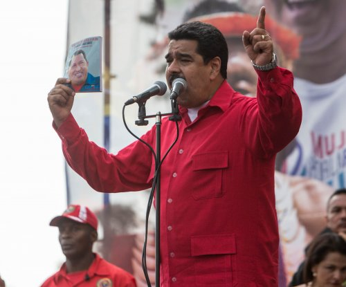 Venezuela's Nicolas Maduro sending VP to present budget after parliament blocked