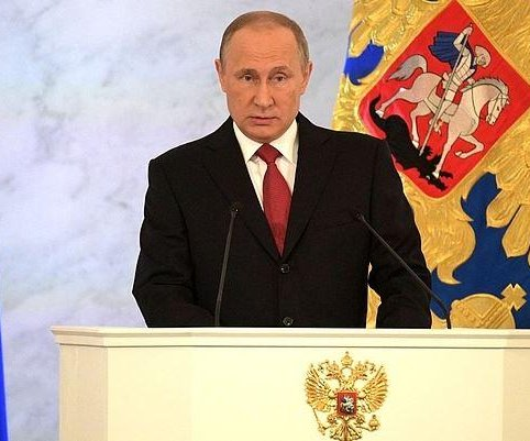 Putin: Russia ready to work with new U.S. leadership