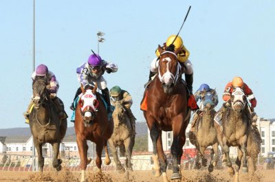 UPI Horse Racing Preview: Charles Town Classic, Illinois Derby highlight weekend