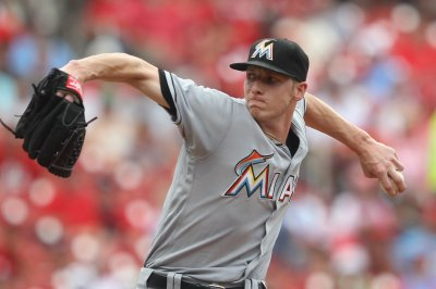 Miami Marlins lefty Adam Conley mesmerizes New York Mets