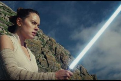 Second 'Star Wars: The Last Jedi' trailer debuts
