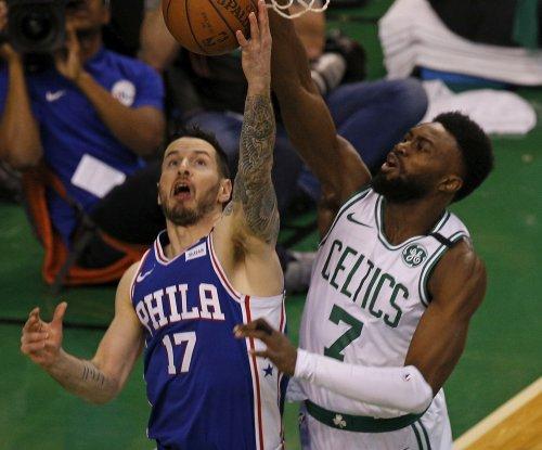 J.J. Redick re-signs with Philadelphia 76ers