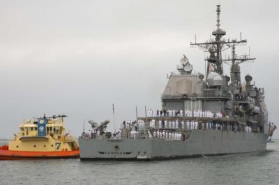 GenDyn contracted for USS Cowpens modernization