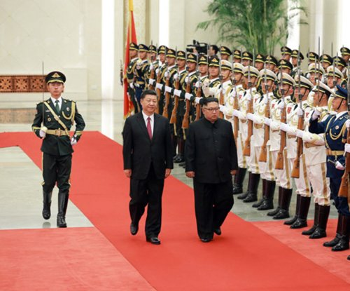 Report: North Korea officials likely to discuss military cooperation in China