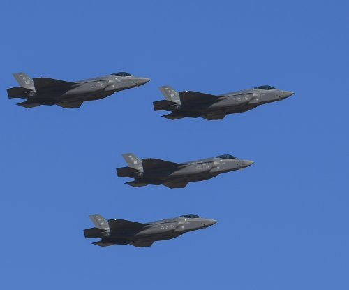 Air Force swaps F-35A crews in flexibility exercise