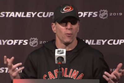 Carolina's Ron Brind'Amour calls for expanded video review