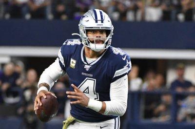 Dallas Cowboys QB Dak Prescott to start vs. Philadelphia Eagles