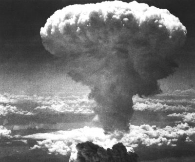 On This Day: U.S. drops atomic bomb on Nagasaki