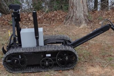 Army develops vibration-based system for land mine identification
