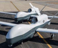 U.S. Navy drones to move from Guam to Japan