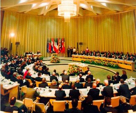 EC nations to sign new European Union treaty