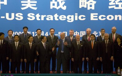 China urges U.S. to stabilize economy