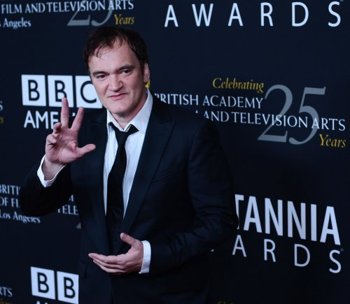 Rome fest to give Tarantino lifetime award