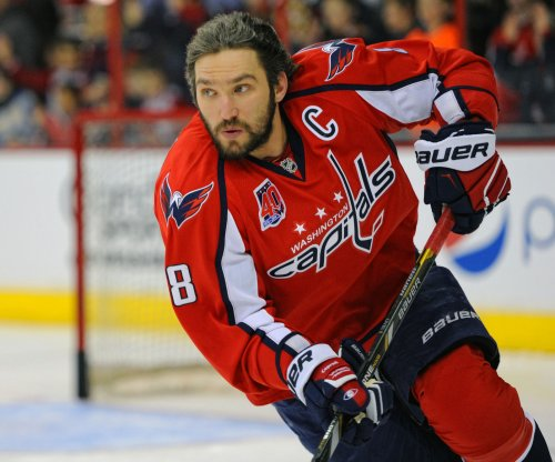 Caps star Ovechkin inducted into the Ride of Fame