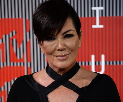 Intruder detained by authorities inside Kris Jenner's home