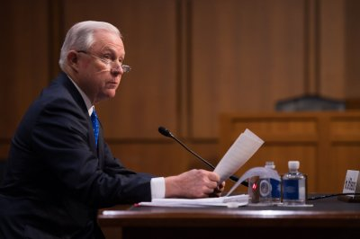 Sessions to testify to House next week in Russia probe