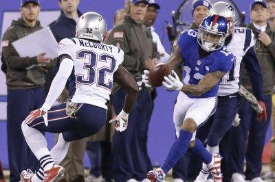 New York Giants owner: No 'sense of urgency' with Odell Beckham Jr. deal
