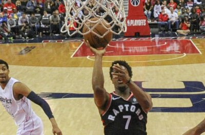 Lowry, Raptors try to keep it going vs. Blazers
