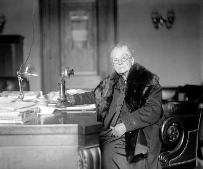 On This Day: Rebecca Latimer Felton becomes first female U.S. senator
