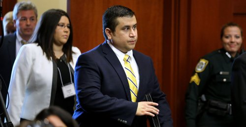 Neighbor testifies Trayvon Martin was 'straddling' George Zimmerman