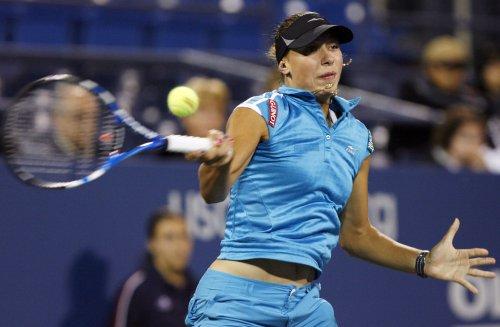 Wickmayer advances at Nanjing Ladies Open