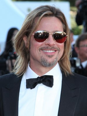Brad Pitt is new face of Chanel No. 5