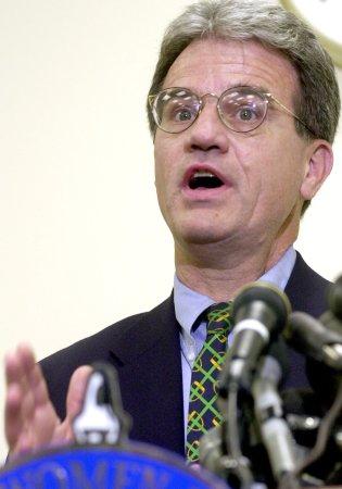 Coburn targeted in Senate ethics probe