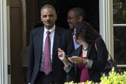 No prosecution for Attorney General Holder