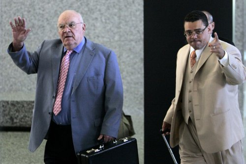 Father-son lawyers ask off Blago's case