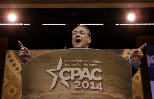 Mike Huckabee slams Hillary Clinton on Benghazi at CPAC