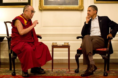 The Dalai Lama voices support for same-sex marriage