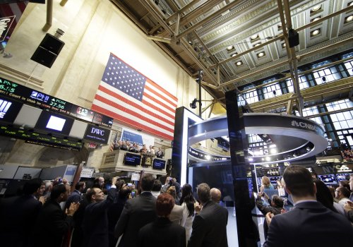 U.S. Economy Poised for Stronger Growth