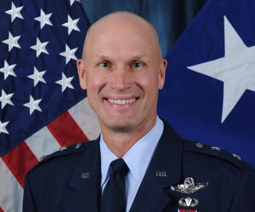 U.S. Air Force relieves two-star general of command for 'treason' remarks
