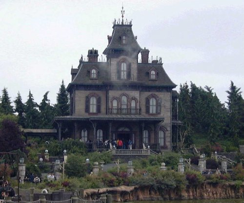 Worker found dead in Disneyland Paris haunted house