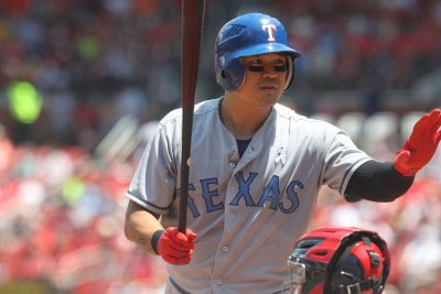 Texas Rangers complete sweep of St. Louis Cardinals
