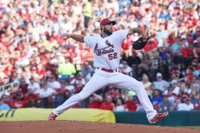 St. Louis Cardinals pitcher Michael Wacha three-hits New York Mets in rout