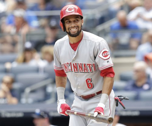 Billy Hamilton's game-winning homer lifts Cincinnati Reds by Milwaukee Brewers