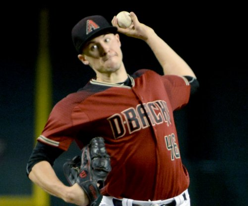 Diamondbacks' Patrick Corbin hopes to dominate Dodgers again