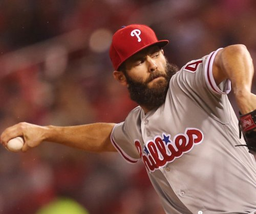 Phillies' Jake Arrieta aims for rare win in Dodger Stadium
