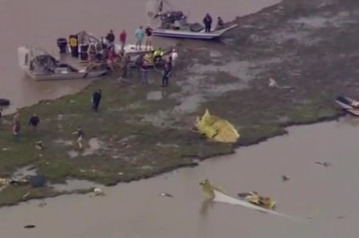 Atlas Air confirms 3 deaths in Houston 767 crash, 2 bodies recovered