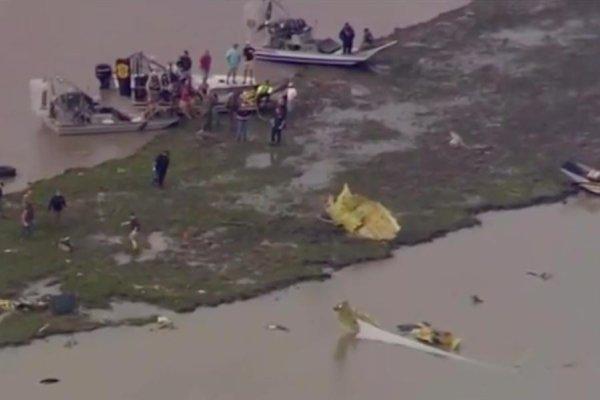 Atlas Air confirms 3 deaths in Houston 767 crash, 2 bodies