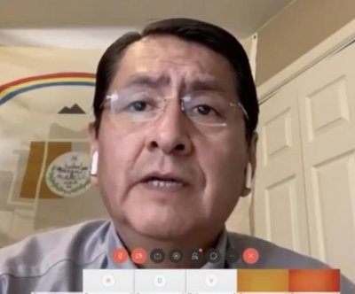 Navajo leaders self-quarantine after COVID-19 exposure