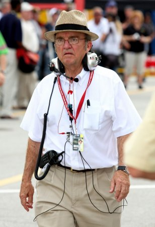 NASCAR owner Roush hospitalized