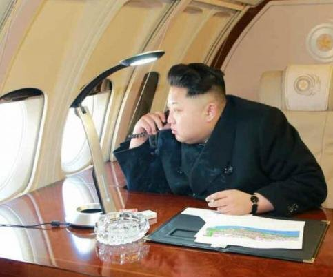 Report: North Korea may be building more runways for Kim Jong Un