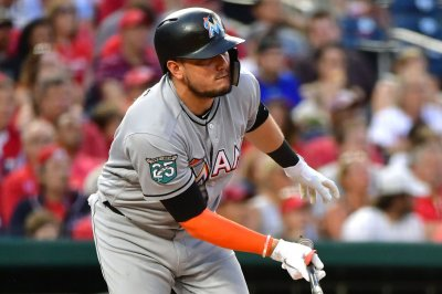 Miguel Rojas rips homer, leads Miami Marlins over New York Yankees